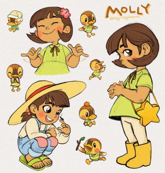 molly gijinka